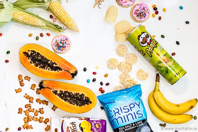 Which of these snacks do you think contain genetically modified ingredients?  Answers at the bottom