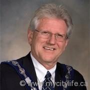 Richmond Hill Mayor Dave Barrow